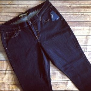 Old Navy Sweetheart Skinny Jeans Tall Length